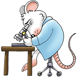 Microscope mouse