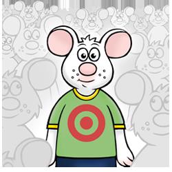 Colourblind Mouse