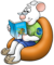Book mouse