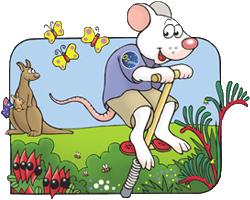 KO mouse