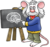 Brain research mouse