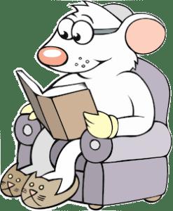 Ozgene mouse reading