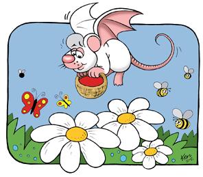 Ozgene bat mouse model